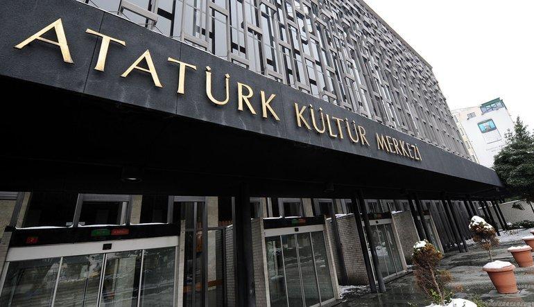 Atatürk Kültür Merkezi 8