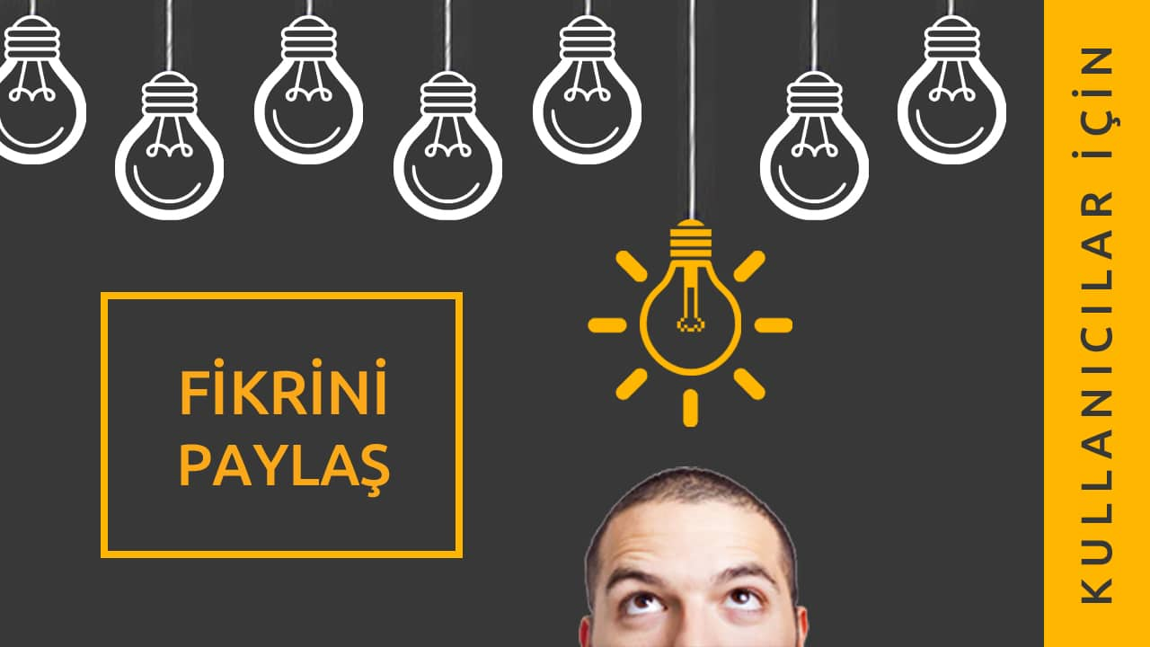 Fikrini-Paylaş