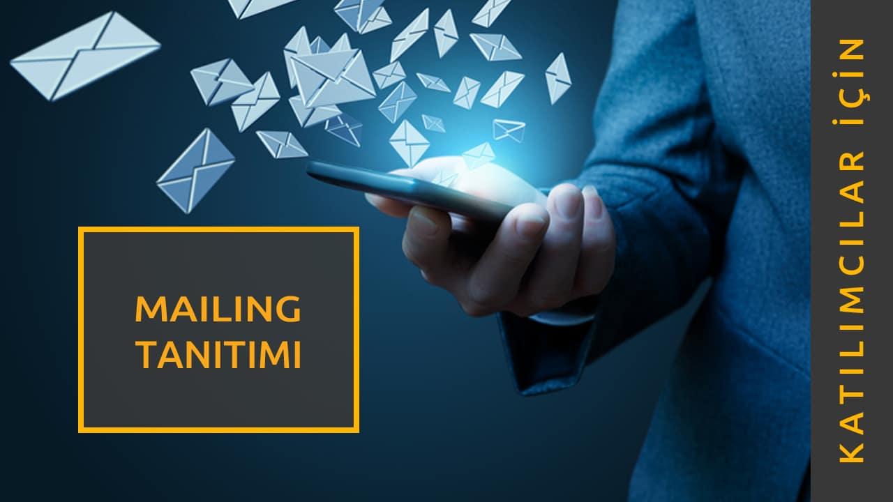 Mailing-Tanıtımı-Katılımcı