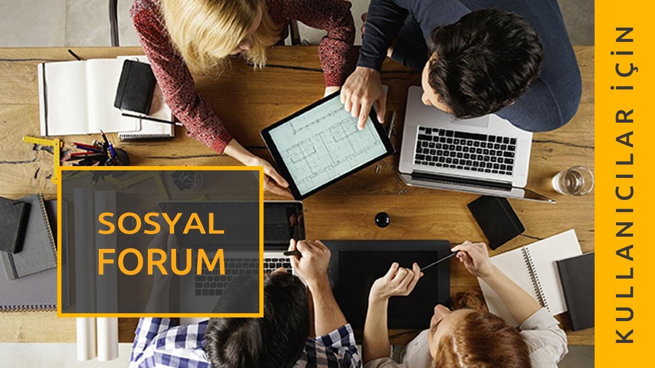 Sosyal-Forum-Kullanıcı
