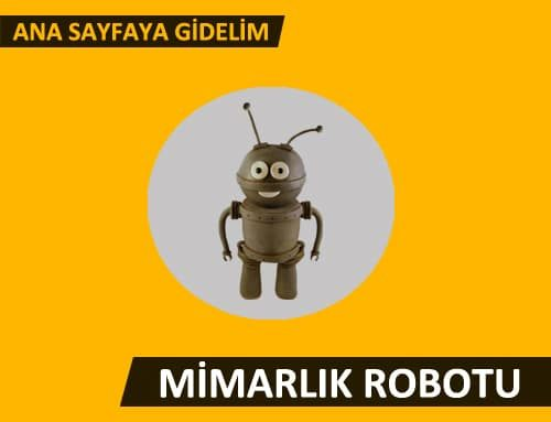 Mimarlık Robotu